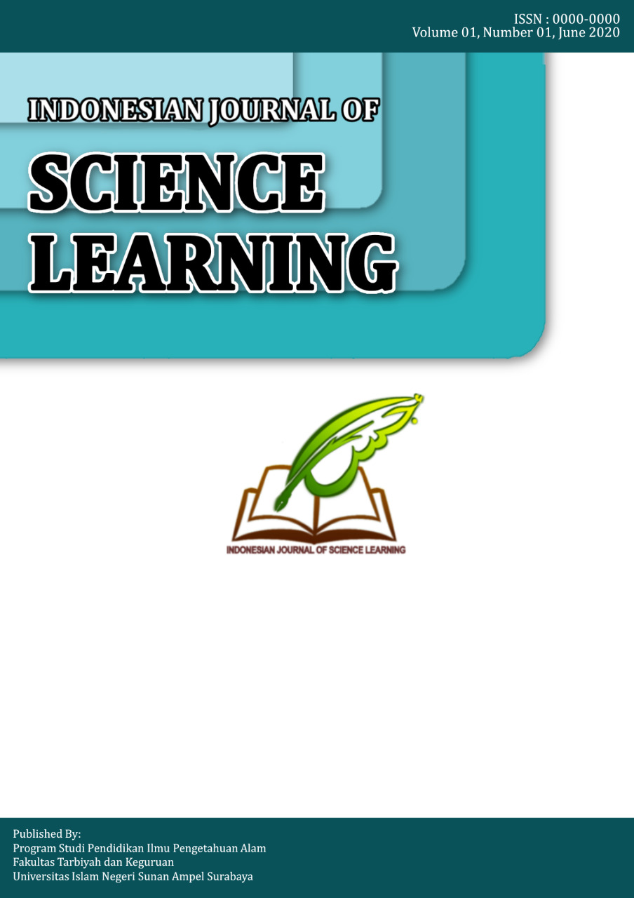 Ind. J. Sci. Learning